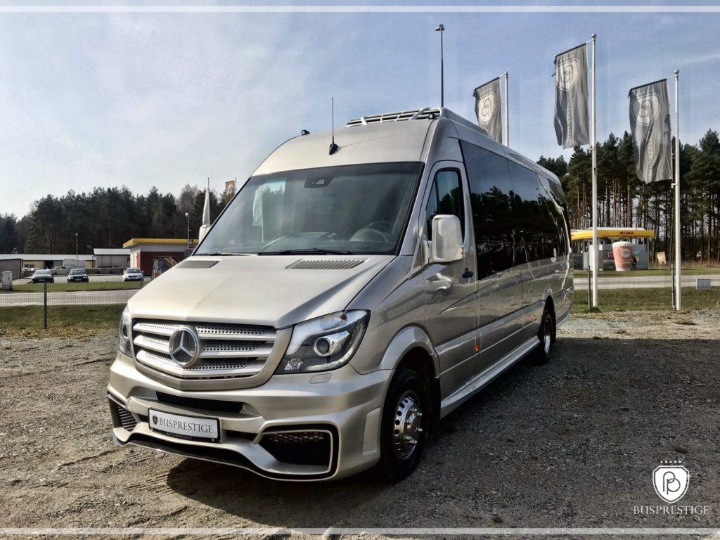Mercedes-Benz Sprinter 519 bus limited edition.