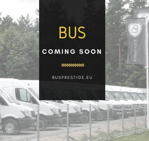 BUS SPRINTER COMING SOON