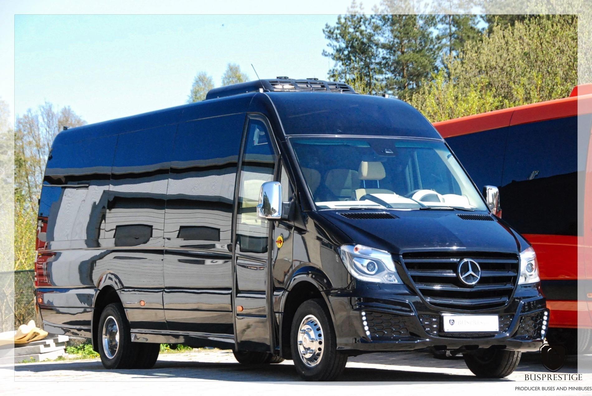 """BUSPRESTIGE DSC 0603 - Nowa oferta autobusu """"BP TOURIST"""" 21 OSOBOWY BP.143"""