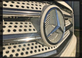 Sprinter front grill