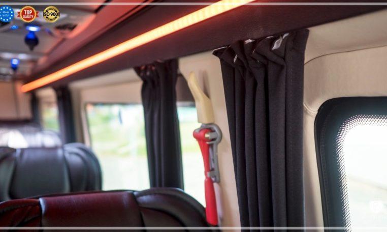 Mercedes Luxury Sprinter Bus Safety Hammer