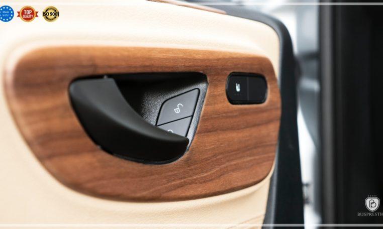 Mercedes Luxury Sprinter Bus Wood Trim