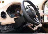 Mercedes Luxury Sprinter Bus Driver Decoration
