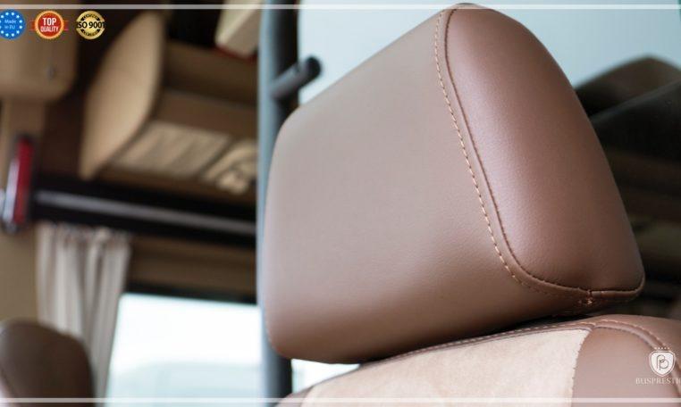 Mercedes Luxury Sprinter Bus Driver Seat