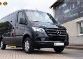 Mercedes-Benz Sprinter Luxury Van made by Busprestige M1 class front view