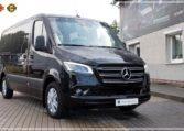 Mercedes-Benz Sprinter Luxury Van made by Busprestige 9 pax black edition
