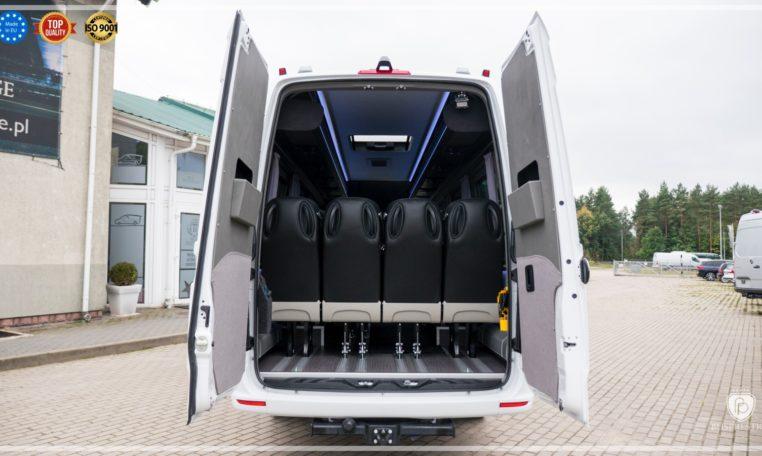 mercedes bus intap seat