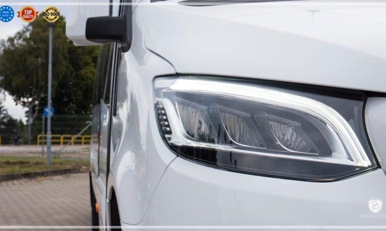 mercedes bus led lights